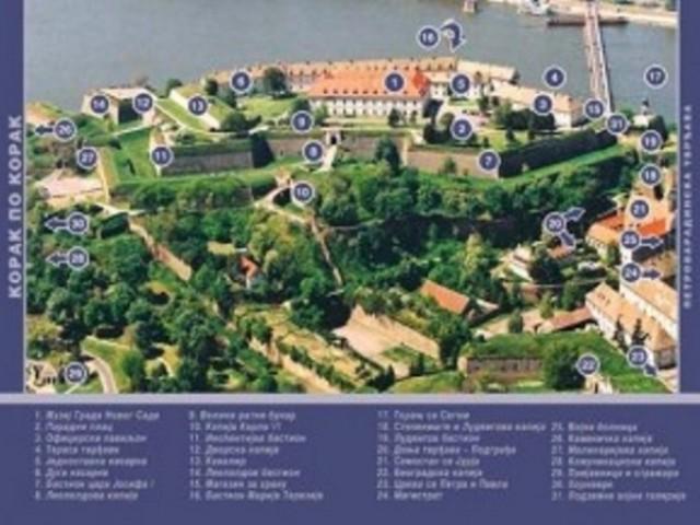 mapa petrovaradina Kulturno istorijski spomenik u opasnosti da ne dobije zaštitu  mapa petrovaradina