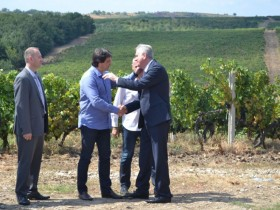 Председник Николић и градоначелник Гашић, Фото: www.krusevac.rs
