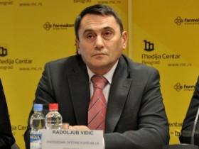 Radoljub Vidić, Mayor of the municipality of Kuršumlija, Photo: Media Centre