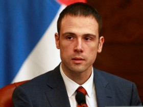 Novak Nedić, Serbian Government's secretary general