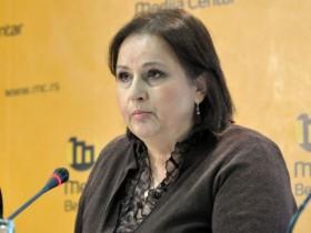 Dragana Boljević, predsednica Društva sudija Srbije