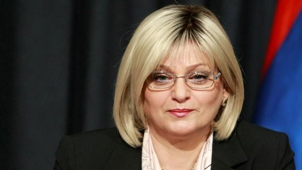 Jorgovanka Tabaković, Foto: Beta