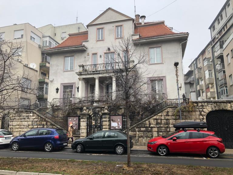 Vila u Krunskoj 69; foto: CINS